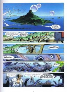 Extrait de Aquablue -5a- Projet Atalanta
