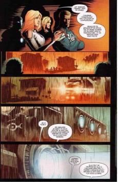 Extrait de Marvel Stars -15- Peur sur la ville