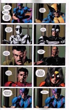 Extrait de Marvel Icons (Marvel France - 2011) -15- Osborn, le retour !