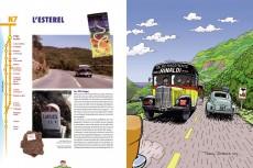Extrait de Les routes de France - La route Bleue - La route Nationale 6