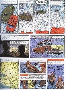 Extrait de Lefranc -3TL60 Ans- Le mystère Borg