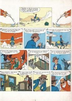 Extrait de Chick Bill (collection Chick Bill) -2a- La ruée vers l'eau