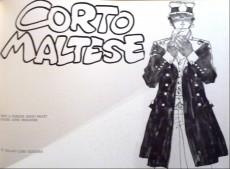 Extrait de Corto Maltese (Milano Libri) -1- Corto Maltese