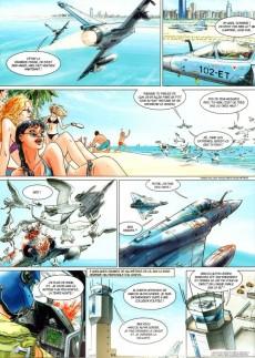 Extrait de Rafale leader -1- Foxbat