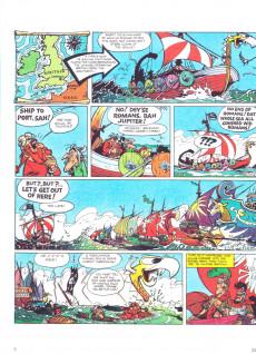 Extrait de Astérix (Autres) - J'apprends l'anglais avec Astérix chez les Bretons