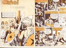 Extrait de Simbad le marin (Éditions Mondiales) -Rec02- Album N°2 (du n°5 au n°8)