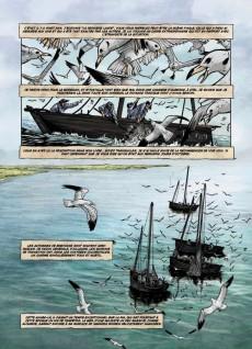 Extrait de Histoires de Bretagne -1- Jusqu'au bout de la terre