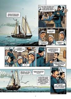 Extrait de Histoires de Bretagne -2- Le Sang de la sirène