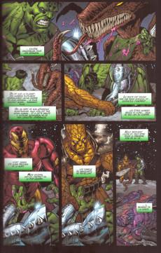 Extrait de Hulk (World War Hulk) -INTa- World war hulk