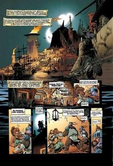 Extrait de Lanfeust de Troy -7broché- Les pétaures se cachent pour mourir