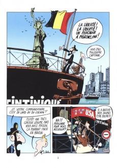 Extrait de Radock III -3- Les Aventures de Finfin - Finfin en U.S.A.
