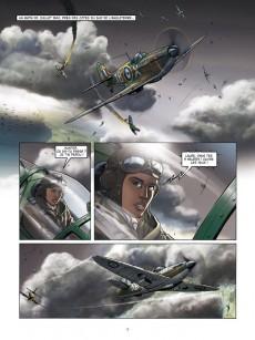 Extrait de Lady Spitfire -1- La fille de l'air