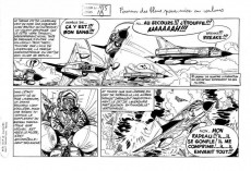 Extrait de Tanguy et Laverdure -4TT- Escadrille des cigognes