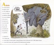 Extrait de Illustré (Le Petit) (La Sirène / Soleil Productions / Elcy) - Les Arts martiaux illustrés de A à Z