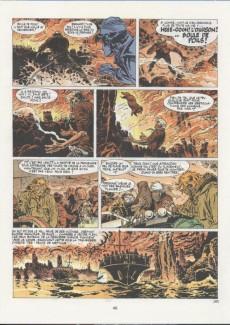 Extrait de Bernard Prince -7c1985- La fournaise des damnés