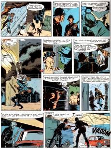 Extrait de Ric Hochet - La collection (Hachette) -8- Ric Hochet face au serpent