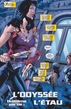 Extrait de Wonder Woman : L'Odyssée -2- L'odyssée - Tome 2