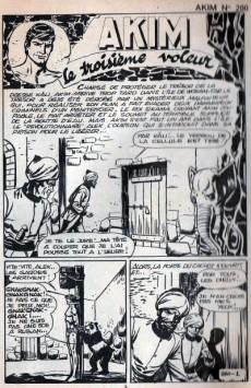 Extrait de Akim (1re série) -260- Le troisième voleur
