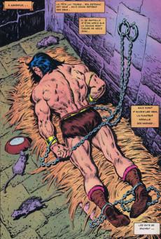 Extrait de Conan le barbare (Artima/Aredit 3e série) -2- La vengeance du désert