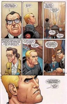 Extrait de Justice League (2011) -8- Team up : Green Arrow