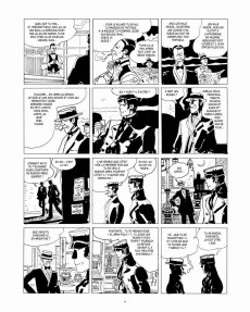 Extrait de Corto Maltese (2011 - En Noir et Blanc) -10- Tango
