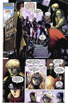 Extrait de Avengers: The Children's Crusade (2010) -INT- Avengers: The Children's Crusade