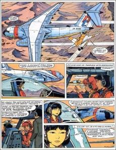 Extrait de Yoko Tsuno -15b01- Le canon de kra