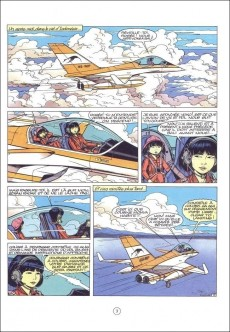 Extrait de Yoko Tsuno -17b02- Le matin du monde