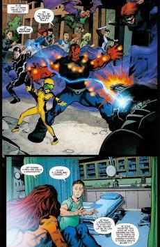 Extrait de Marvel Heroes Extra (Marvel France - 2010) -10- Mauvaise graine