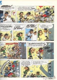 Extrait de Gaston -12a1987- Le Gang des gaffeurs