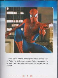 Extrait de Spider-Man (Autres) -13ES- Spider-Man 2 - L'Album du film