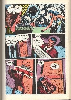 Extrait de Un max' de... -1- Un max' de Superman et Batman - Dans son cœur, l'ennemi
