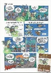 Extrait de Les insectes en bande dessinée - Tome 1