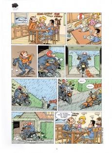 Extrait de Les fondus de moto -4- Les fondus de moto 4
