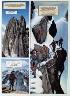Extrait de Chamonix Mont-Blanc -1- Toute une histoire...