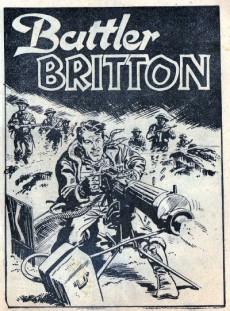 Extrait de Battler Britton (Imperia) -76- Répit