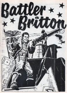 Extrait de Battler Britton (Imperia) -164- Les bérets rouges