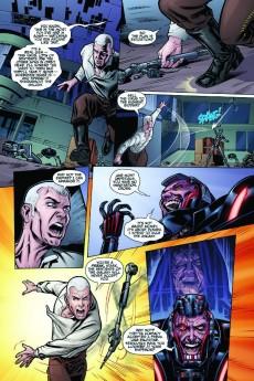 Extrait de Star Wars: Agent Of The Empire - Iron Eclipse (2011) -5- Iron Eclipse part 5