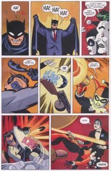 Extrait de Batman/The Spirit (2007) - Crime convention