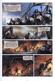 Extrait de Lancelot (Soleil) -3- Morgane