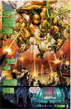 Extrait de Earth 2 (2012) -1- The price of victory