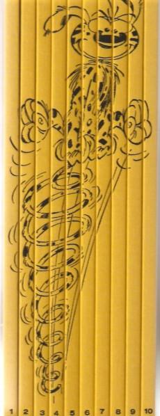 Extrait de Marsupilami (Le Soir) -1- La queue du marsupilami