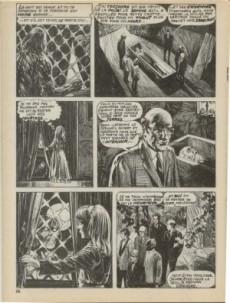 Extrait de Zombie (France Sud Publications / Bois de Boulogne) -2- Simon Garth seul contre le Testament de Sang