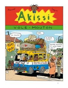Extrait de Akissi -3- Vacances dangereuses