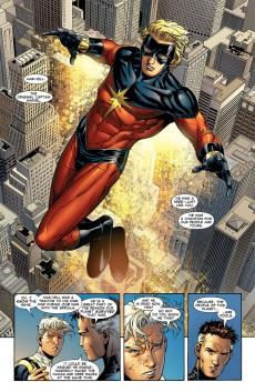 Extrait de New Avengers: Illuminati (2007) -INT- Illuminati