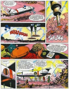 Extrait de Luc Orient -13b- L'enclume de la foudre