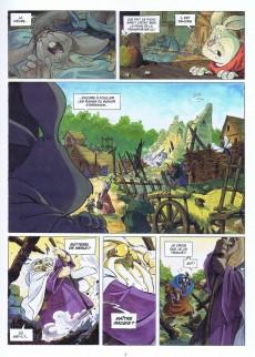 Extrait de L'Épée d'Ardenois -2- La Prophétie