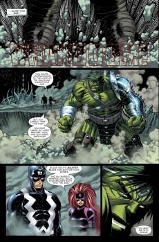Extrait de World War Hulk (2007) -INT- World War Hulk