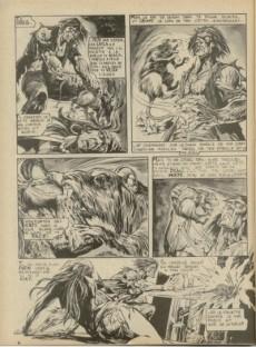 Extrait de Zombie (France Sud Publications / Bois de Boulogne) -1- L'horrible vengeance