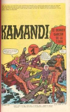 Extrait de Kamandi (2e série - Arédit - Artima Color DC Super Star) -3- Kamandi et les mutants